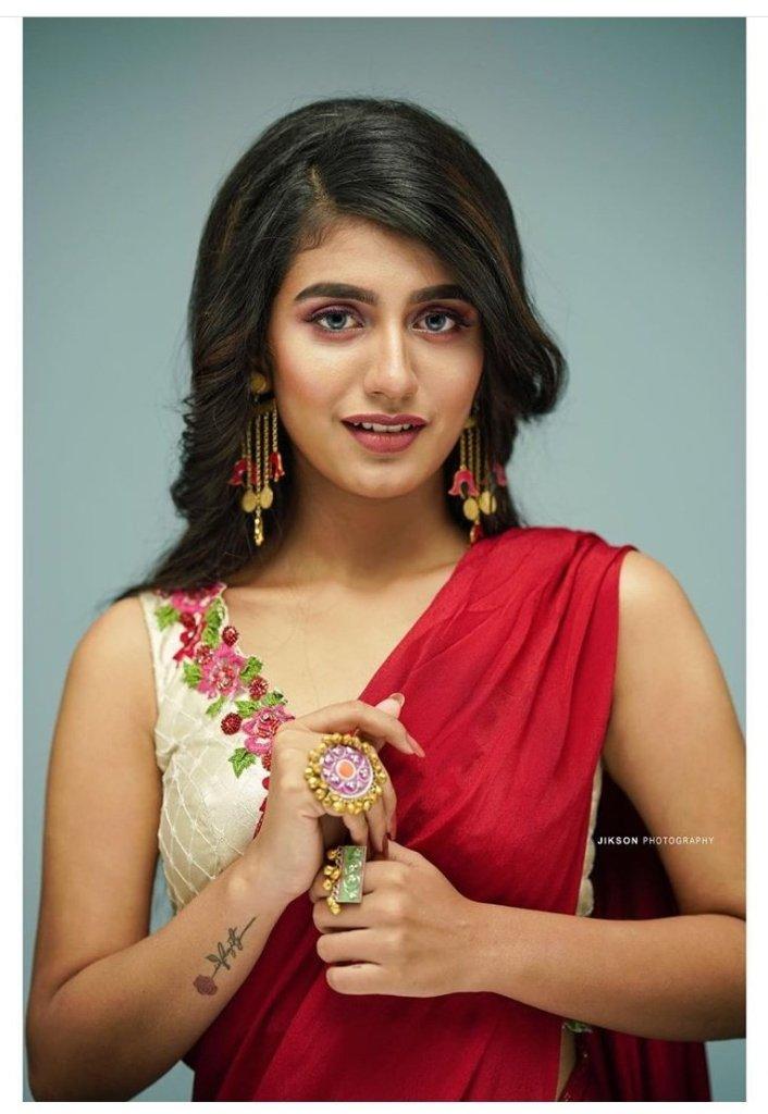 108+ Cute Photos of Priya Prakash Varrier 184