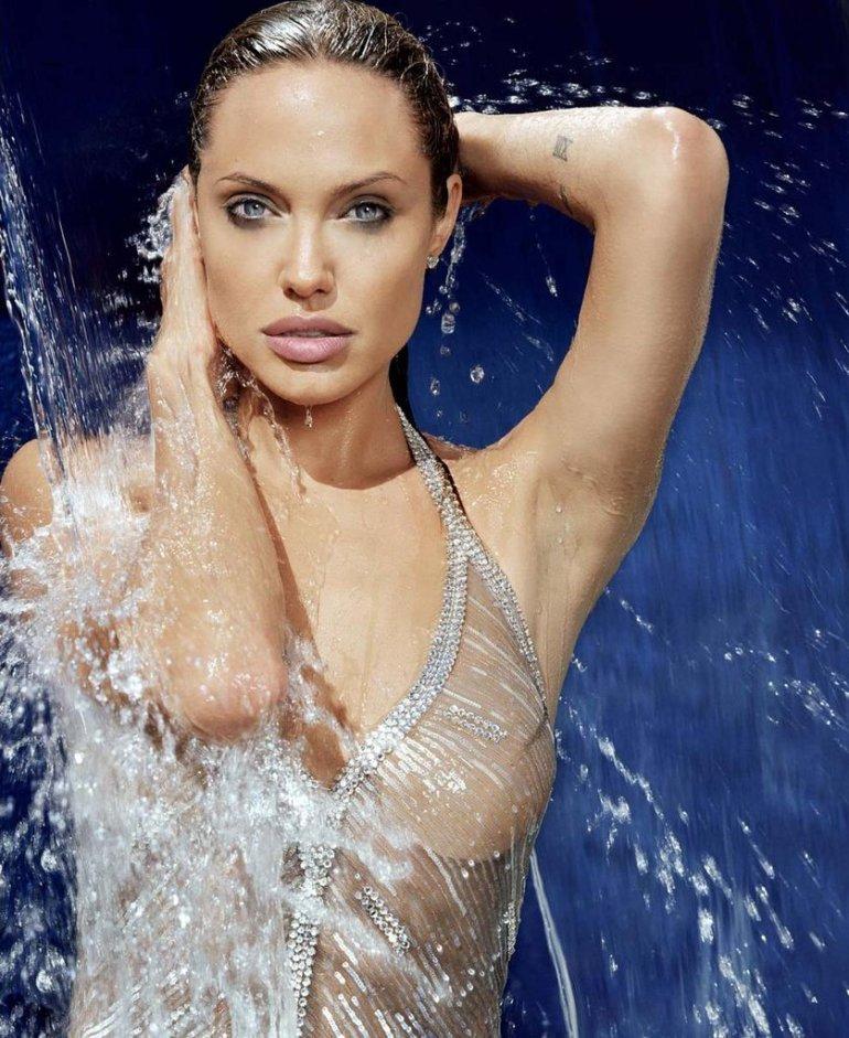 35+ Glamorous Photos of Angelina Jolie 86