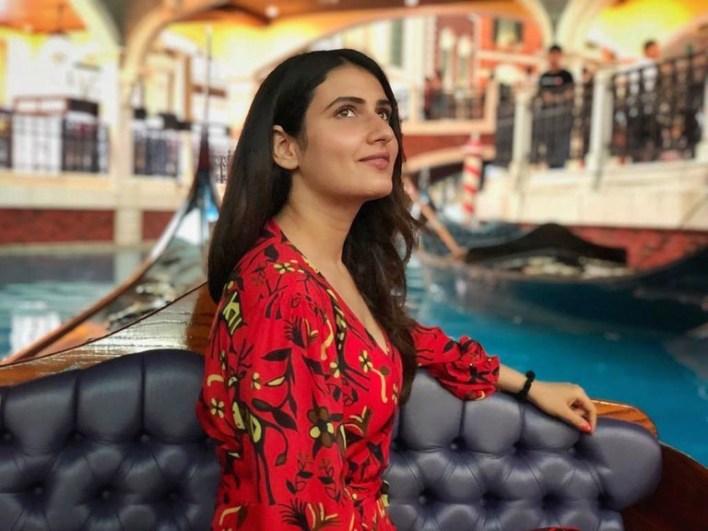 74+ Gorgeous Photos of Fathima Sana Shaikh 20