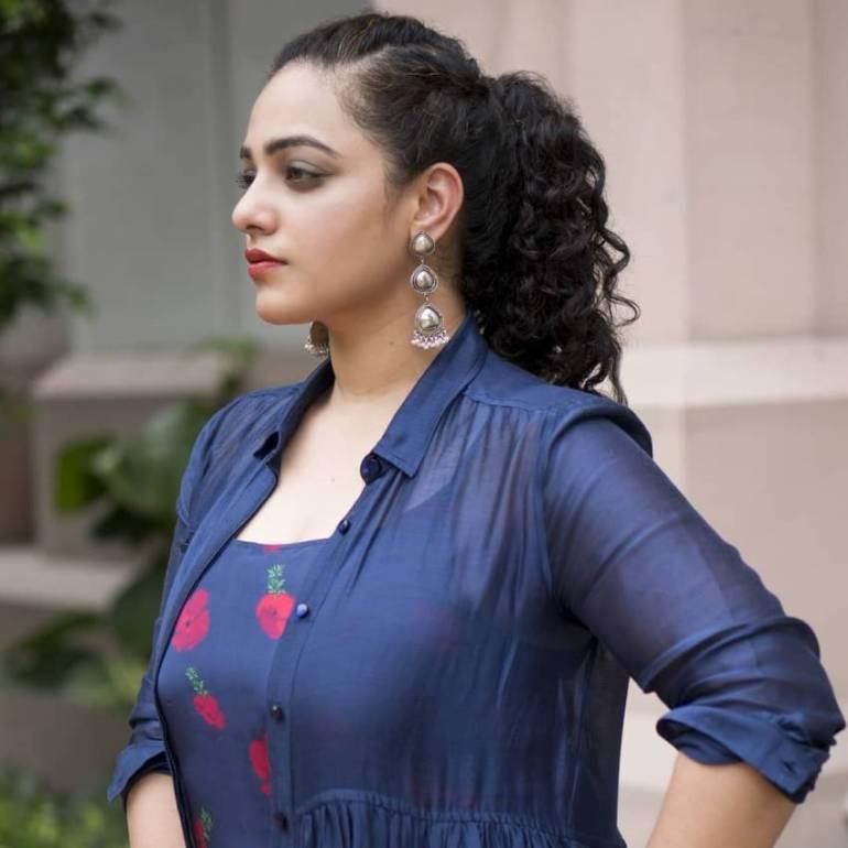 51+ Glamorous Photos of Nithya Menon 35