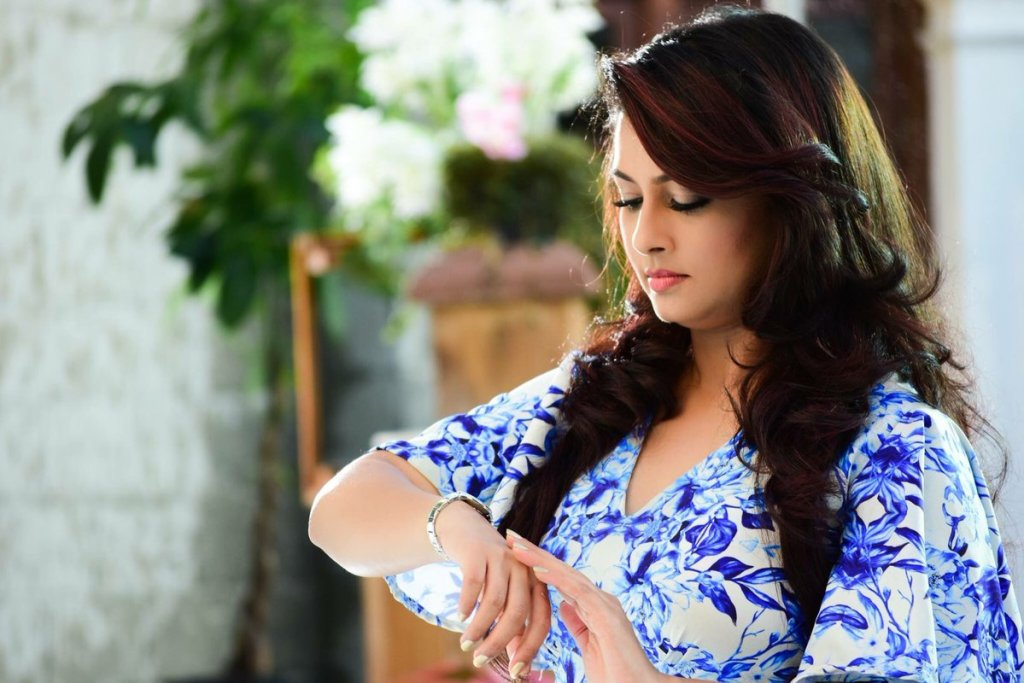 20+ Beautiful Photos of Pooja Umashankar 19