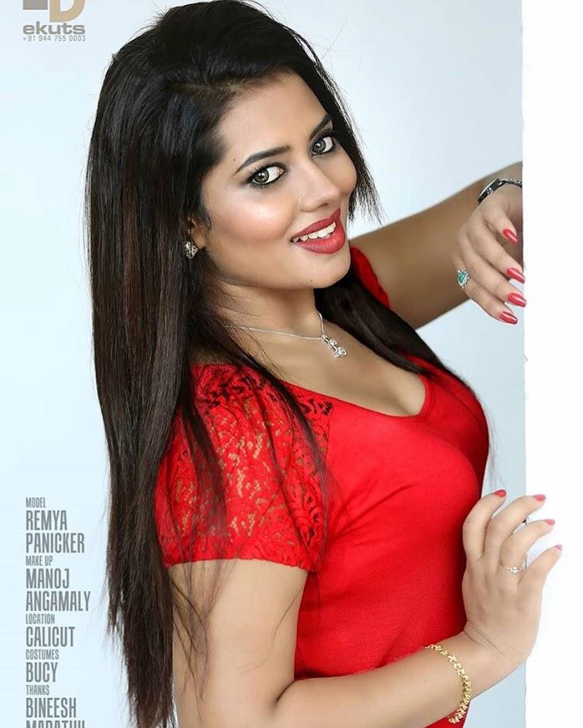 46+ Gorgeous Photos of Remya panicker 4