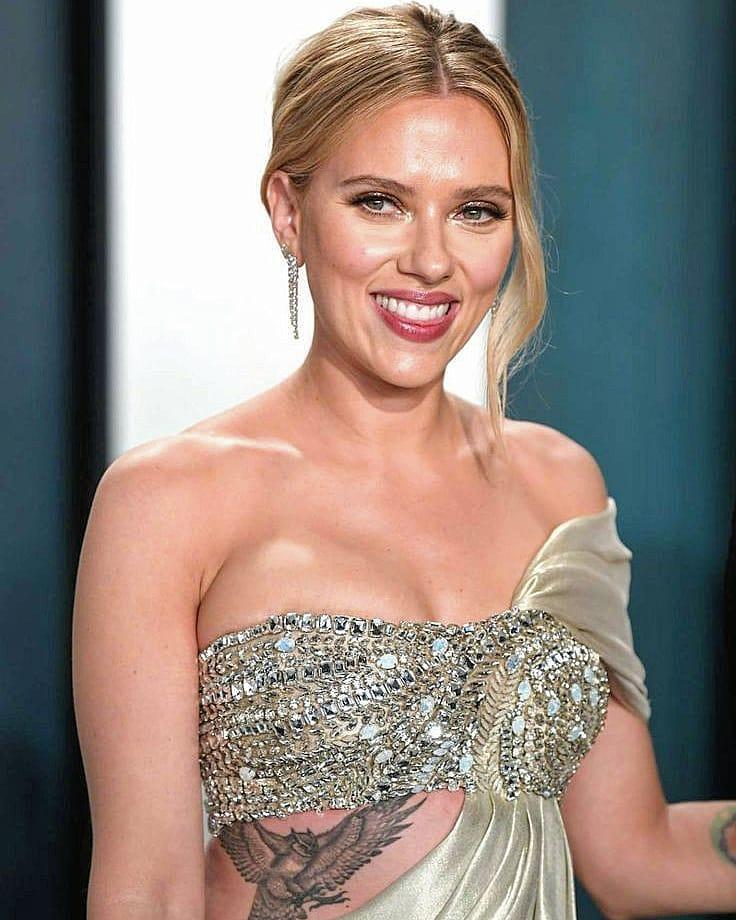 69+ Unseen Photos of Scarlett Johansson 21