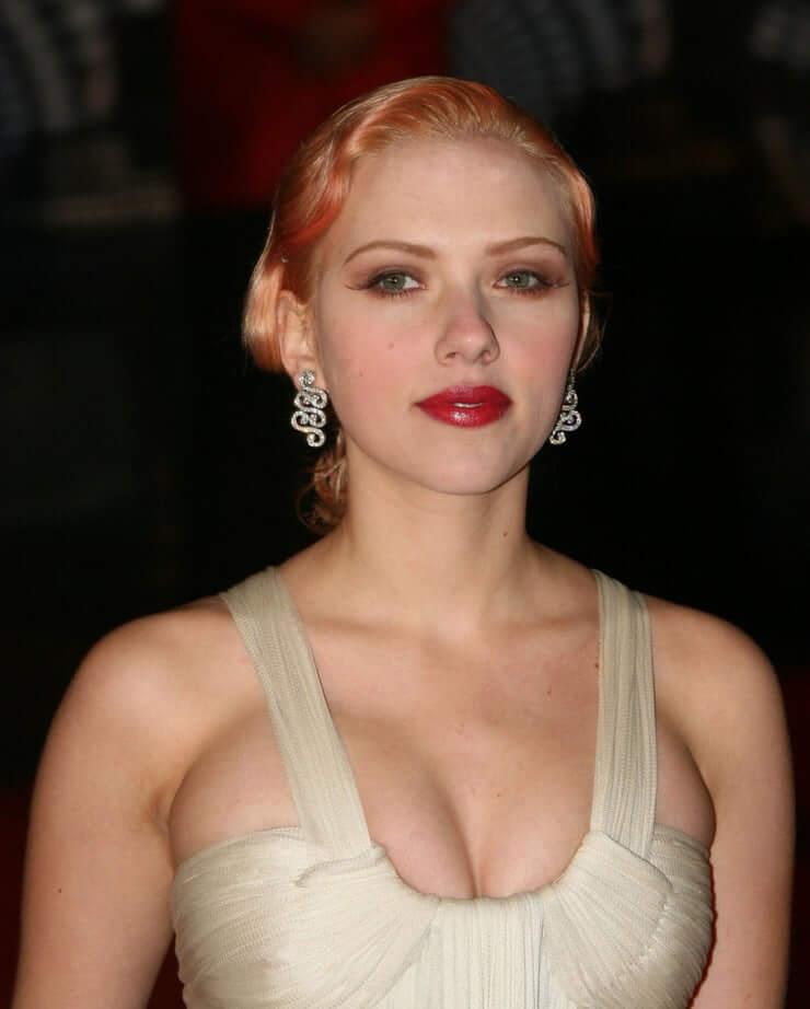 69+ Unseen Photos of Scarlett Johansson 60
