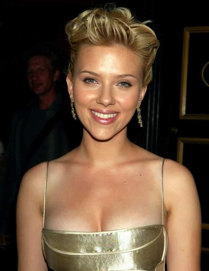 69+ Unseen Photos of Scarlett Johansson 68