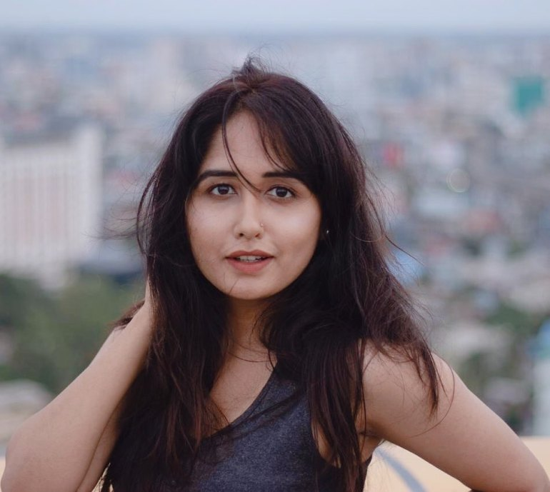 64+ Cute Photos of Haritha Parokod 104