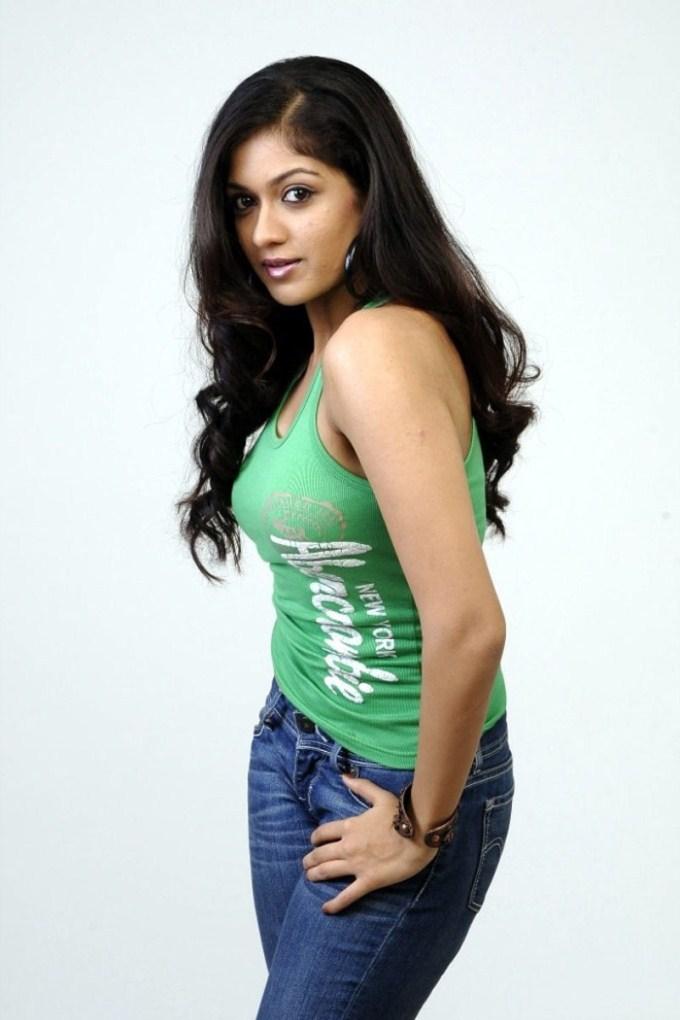 Check out this 45 Beautiful Photos of Meghna Raj 7