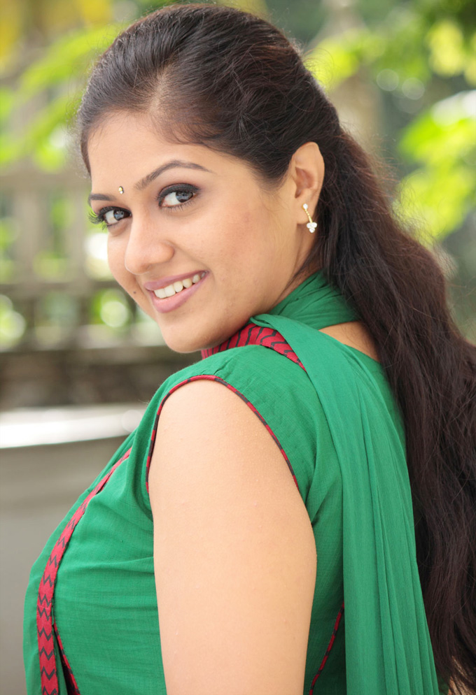 Check out this 45 Beautiful Photos of Meghna Raj 9