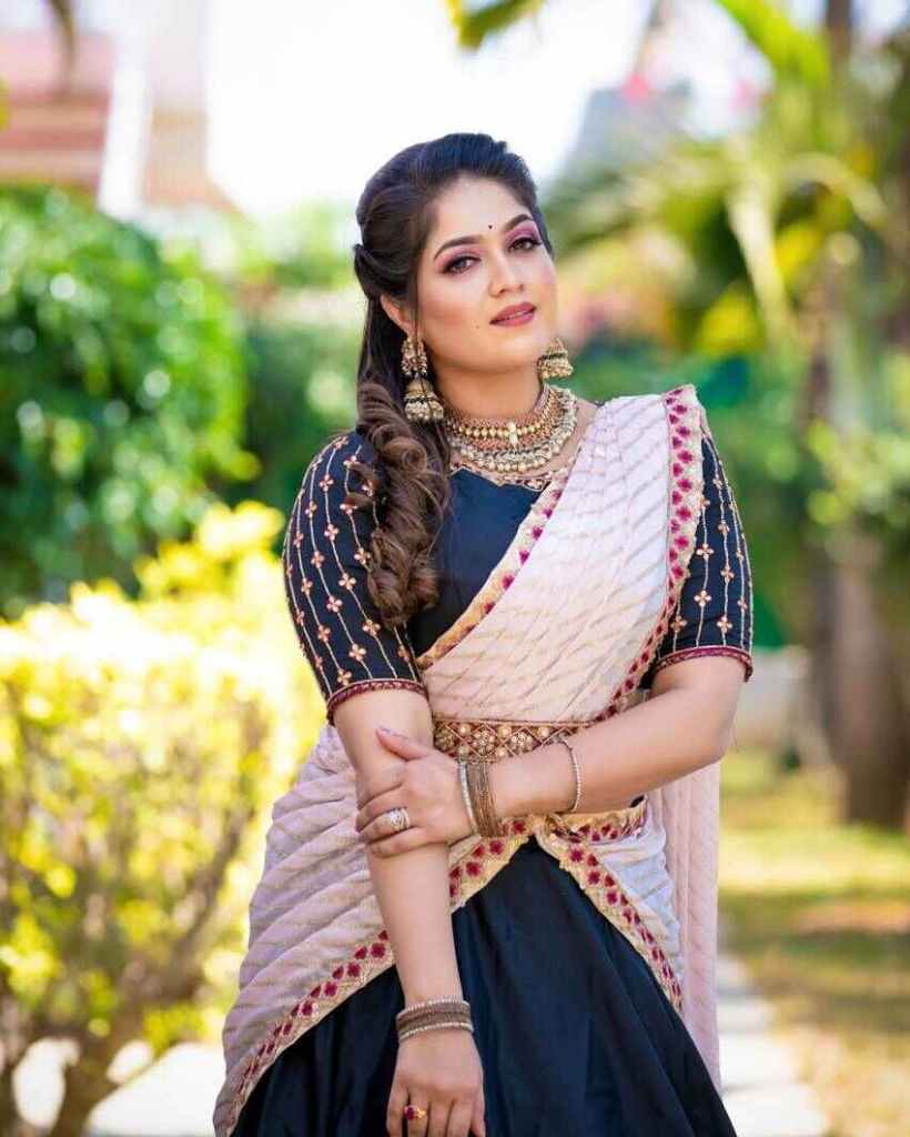 Check out this 45 Beautiful Photos of Meghna Raj 44