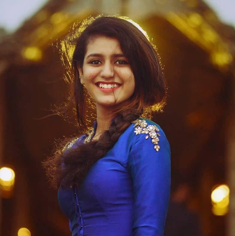 108+ Cute Photos of Priya Prakash Varrier 6