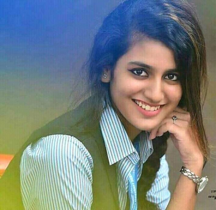 108+ Cute Photos of Priya Prakash Varrier 105