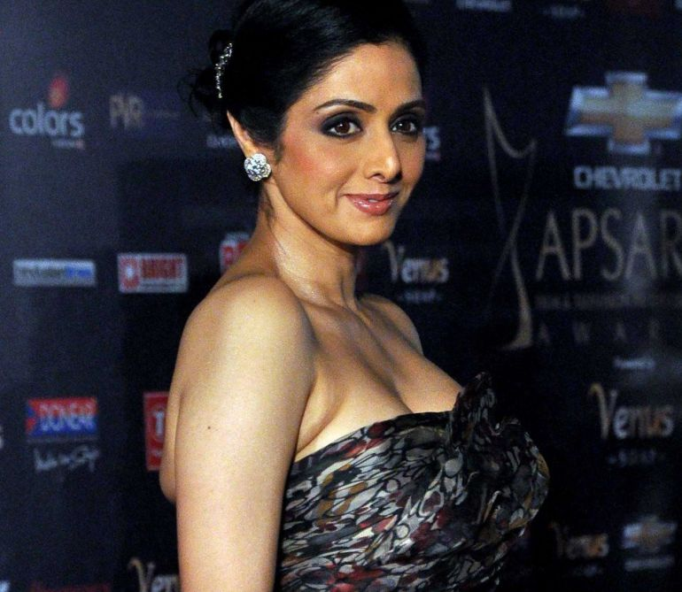 12+ Beautiful Photos of Sridevi 88