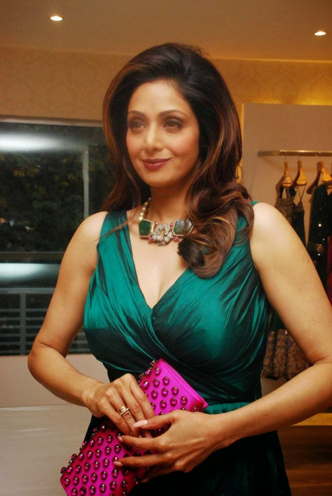 12+ Beautiful Photos of Sridevi 92