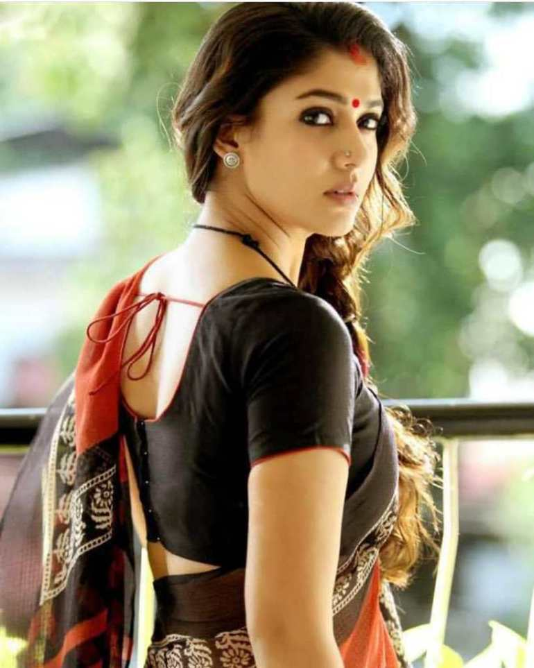 59+ Gorgeous Photos of Nayanthara 43