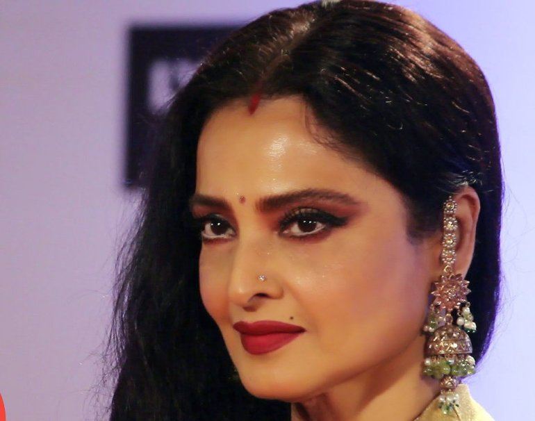 Beautiful Photos of Rekha 2