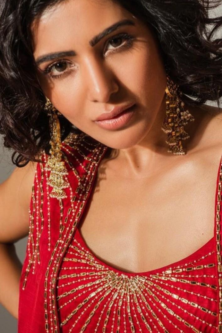 63+ Glamorous Photos of Samantha Akkineni 17