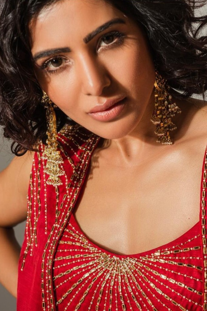63+ Glamorous Photos of Samantha Akkineni 101