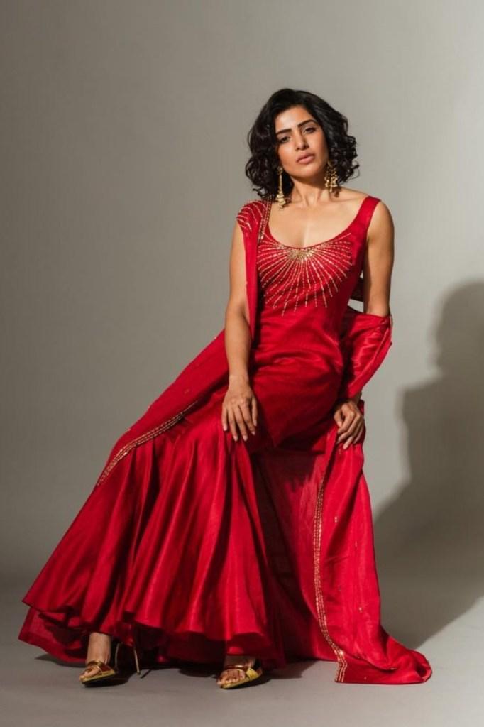 63+ Glamorous Photos of Samantha Akkineni 108