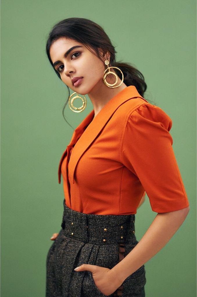 44+ Cute Photos of Kalyani Priyadarshan 8
