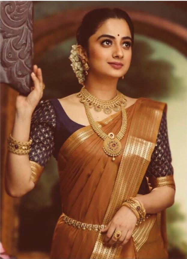 48+ Stunning Photos of Namitha Pramod 6