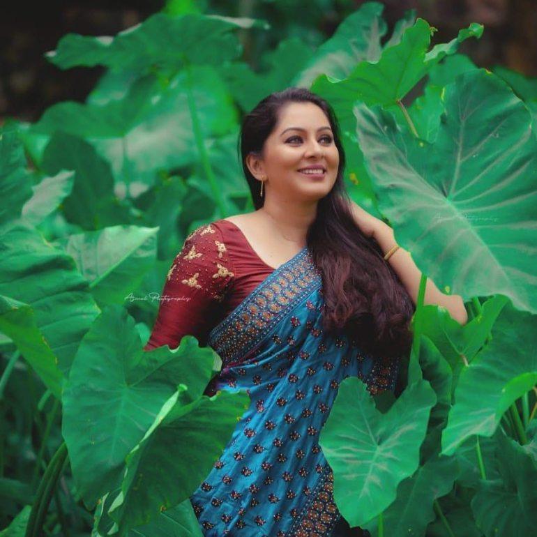 23+ Lovely Photos of Sreeya Remesh 6