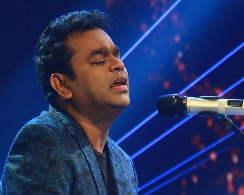 AR Rahman Wiki, Age, Family, Movies, HD Photos, Biography, and More 7