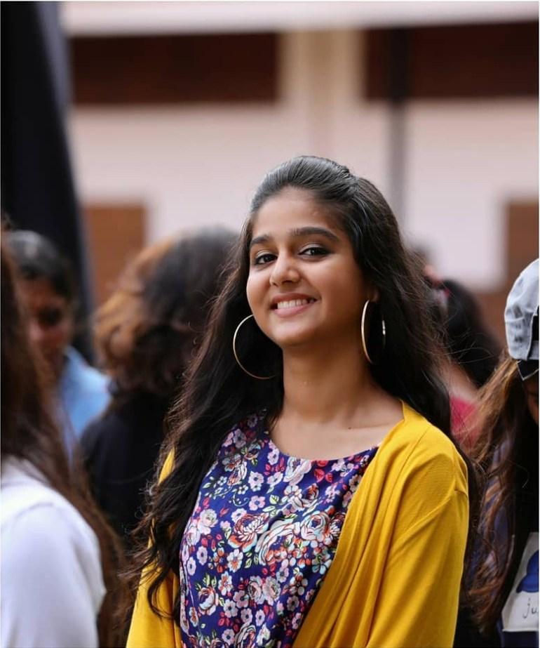 18+ Cute Photos of Anaswara Rajan 8