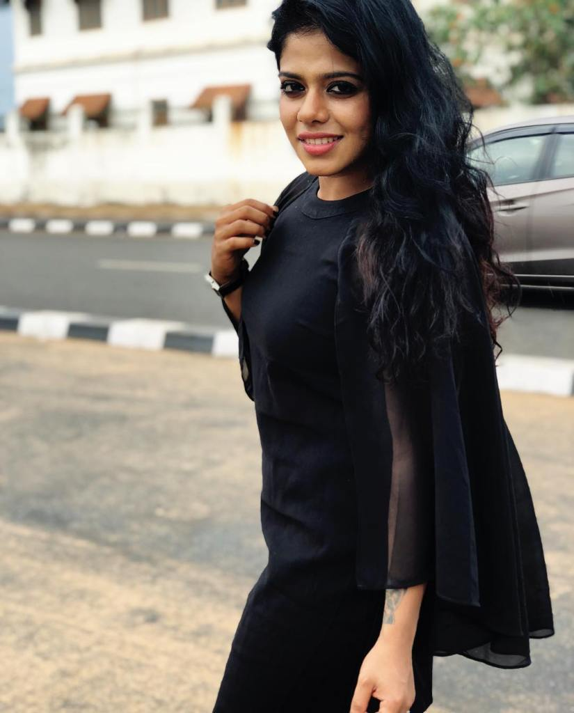 Sreeya Iyer, Anchor turns woman physique the Muscle girl from Kerala 28