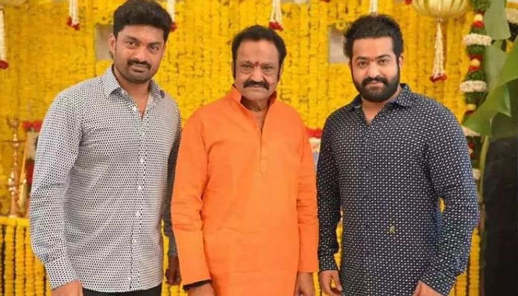 Jr NTR (Nandamuri Taraka Rama Rao) Wiki, Age, Family, Movies, HD Photos, Biography, and More 12