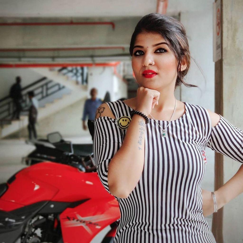 42+ Gorgeous Photos of Aswathy S Nair 28