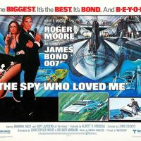 Bondtema: The Spy who loved me ( 1977 Storbr )