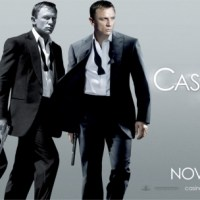 Bondtema: Casino Royale (2006 USA Storbr)