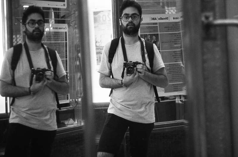 How I went from film photography to digital and back to film