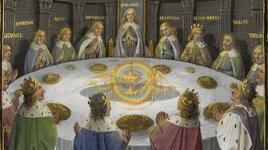 König Arturs Tafelrunde