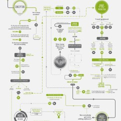 How To Create A Flow Diagram Chain Of Command 20 The Best Filmmaking Related Infographics Filmlinker