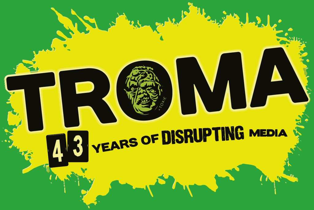 Troma Productions Logo