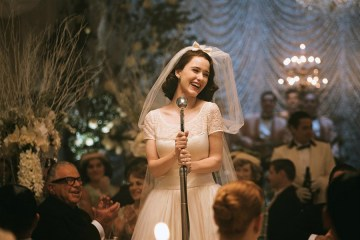 The Marvelous Mrs. Maisel 4. Sezon