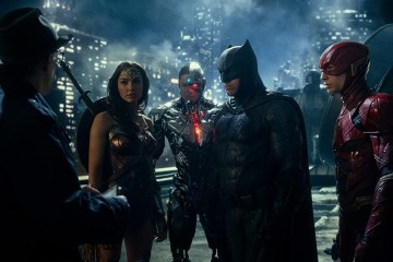Justice League: The Snyder Cut'tan