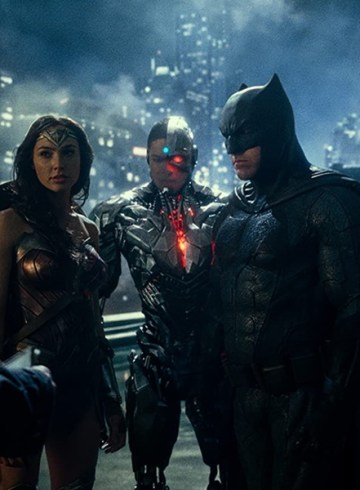 Justice League: The Snyder Cut'tan