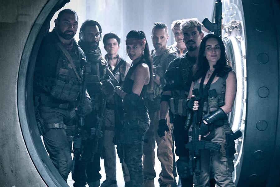 Zack Snyder'ın Army of the Dead İsimli Yeni Filminden Fragman Yayınlandı - FilmLoverss