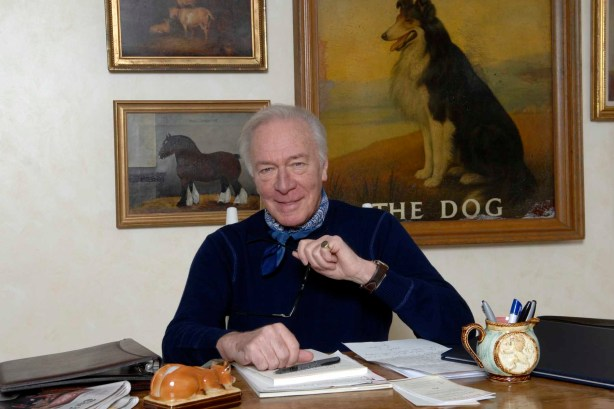 Christopher Plummer--credit Richard Bain