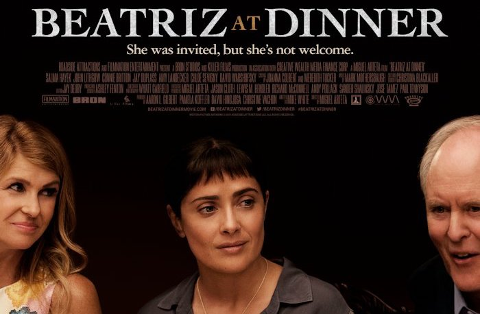 Salma Hayek Beatriz at Dinner Movie