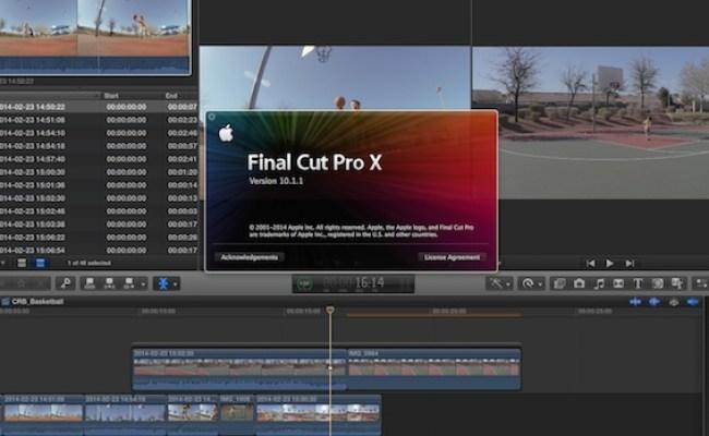 The 12 Most Desired Final Cut Pro X Features Filmmaker