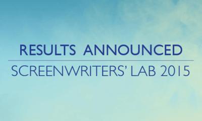 NFDC films icon screenwriter lab