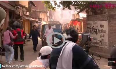 Behind the Scenes: Gangs of Wasseypur, Anurag Kashyap