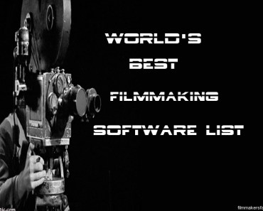Filmmaking software
