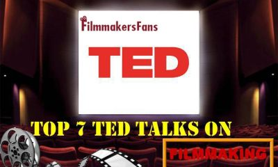 Top 7 Ted Talks On Filmmaking