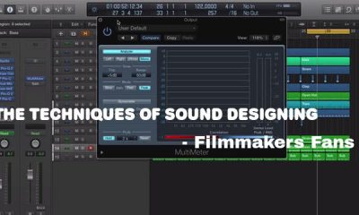 sound designing techniques and tips see the website