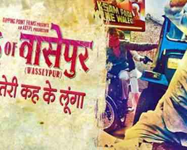 Gangs of Wasseypur Behind the scenes of filmmaking