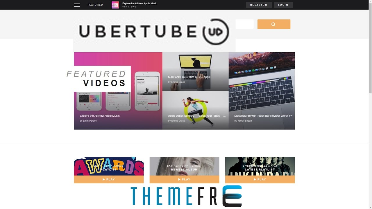 10 Best Free and Pro WordPress Blog Themes For Filmmakers and Production Companies